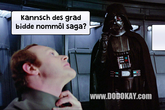 Dodokay Vader Todesstern Virales Marketing